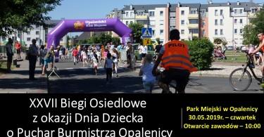 XXVII Biegi Osiedlowe
